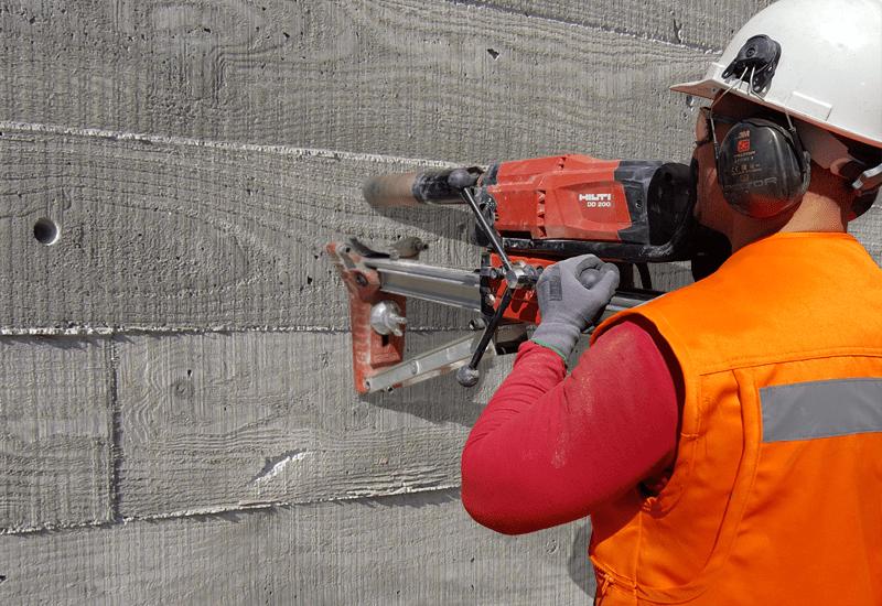 Perforaciones en muros